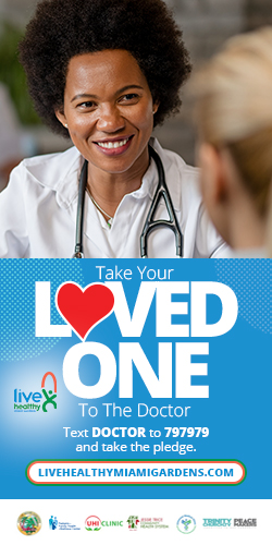 Take your loved one to the Doctor