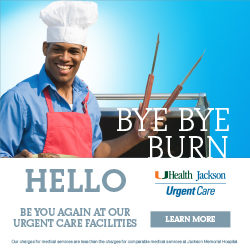 Link to Jackson Urgent Care site