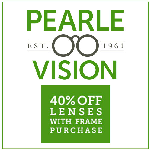 Pearle Vision 40% off Ad