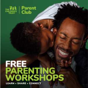 The Children's Trust Free Parenting Workshops