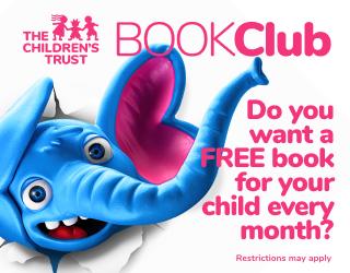 Children's Trust Book Club