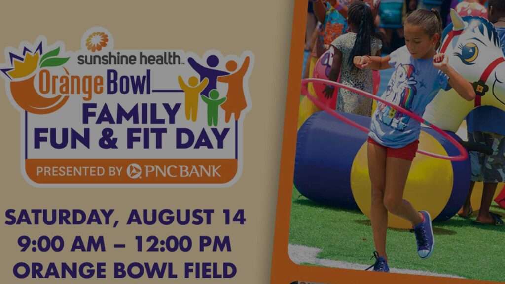 Family Fun and Fit Day