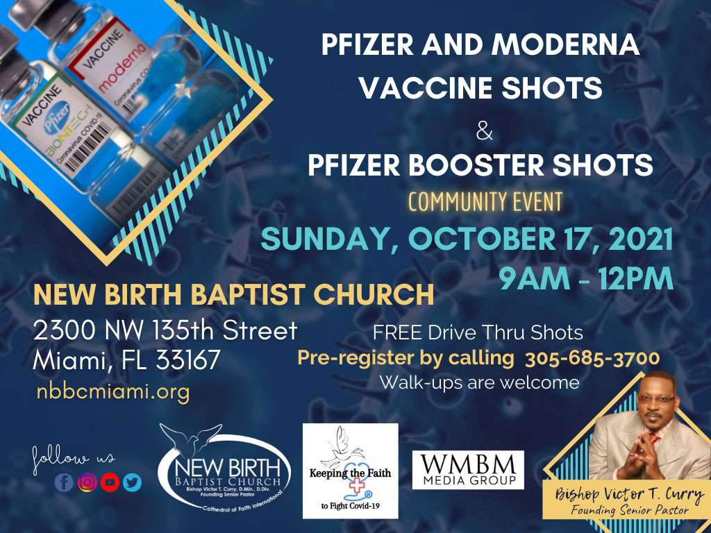 NBBC October 2021 Vaccine event